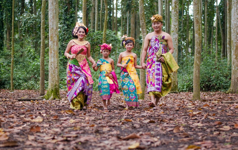 Balinese Photo Session